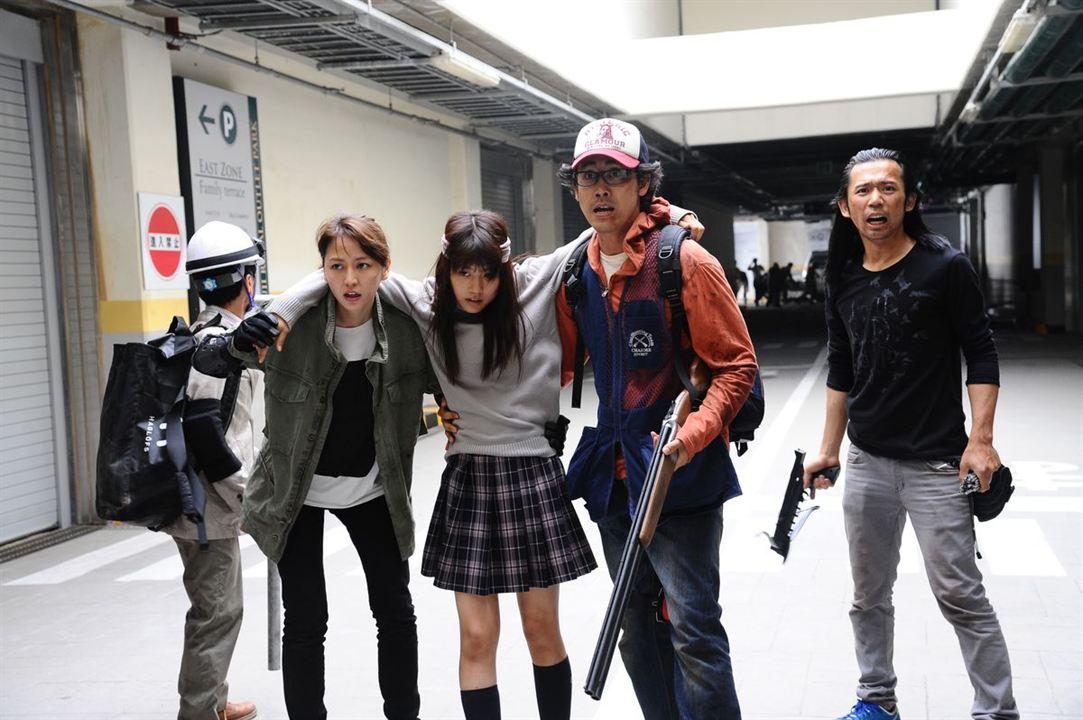 I Am A Hero : Photo Kasumi Arimura, Masami Nagasawa, Yo Oizumi, Yoshinori Okada