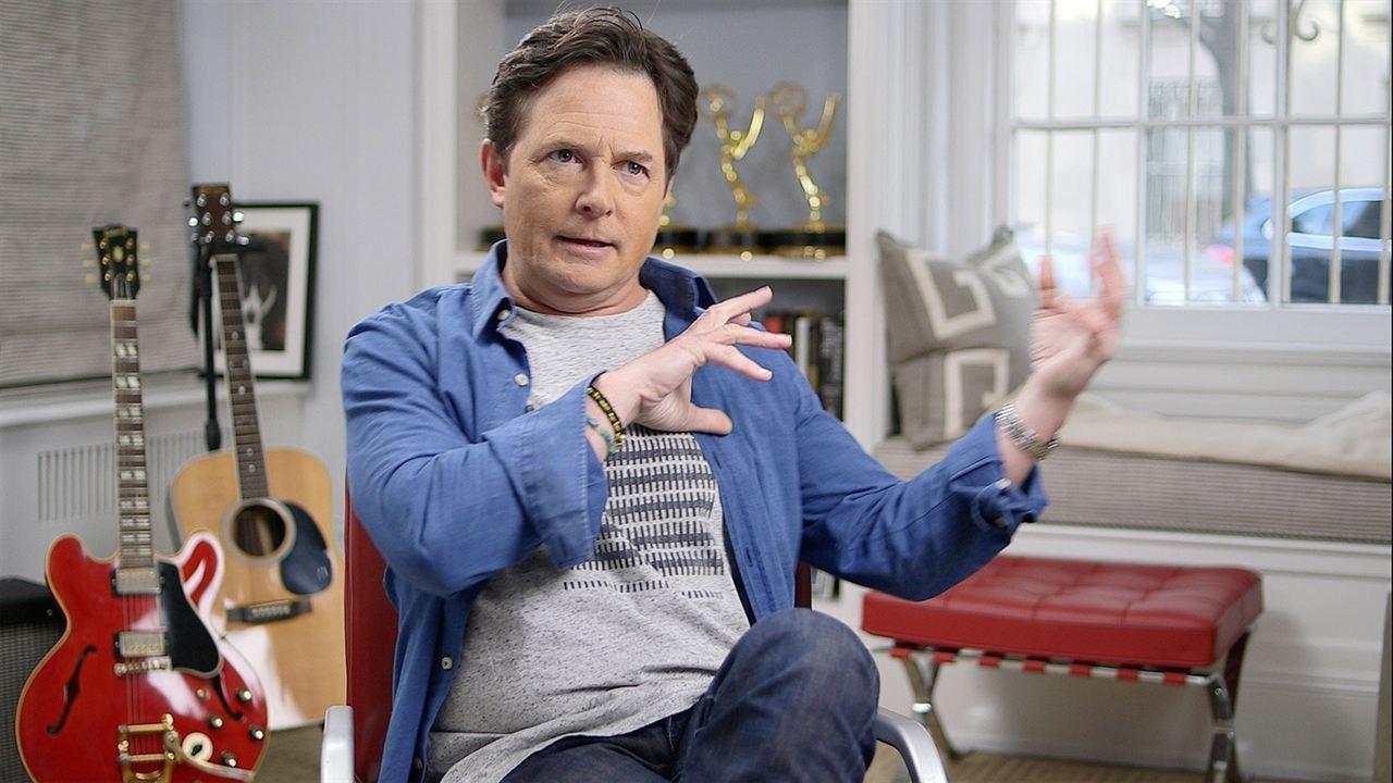Back in Time : Photo Michael J. Fox