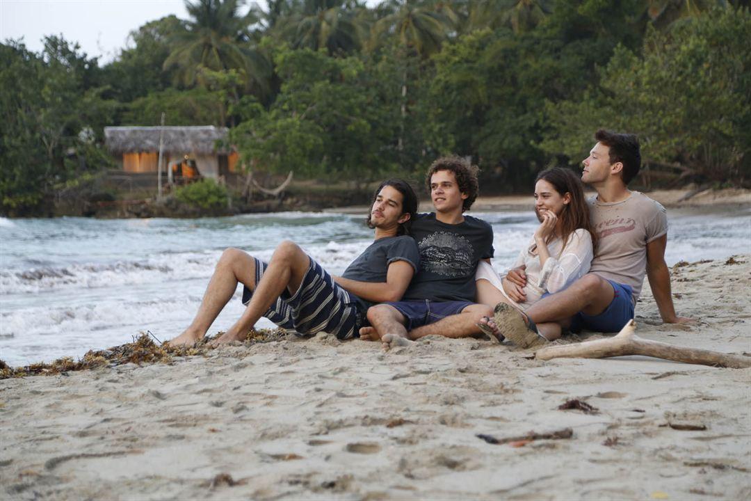 Summertime : Photo Brando Pacitto, Joseph Haro, Matilda Lutz, Taylor Frey