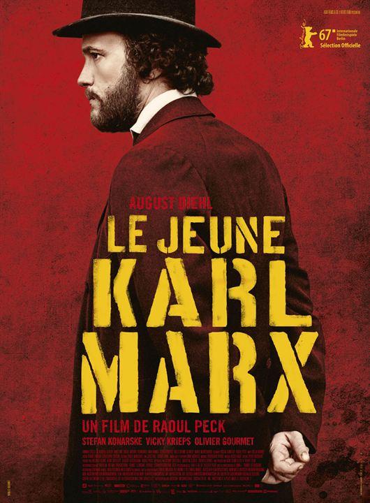 Le Jeune Karl Marx : Affiche