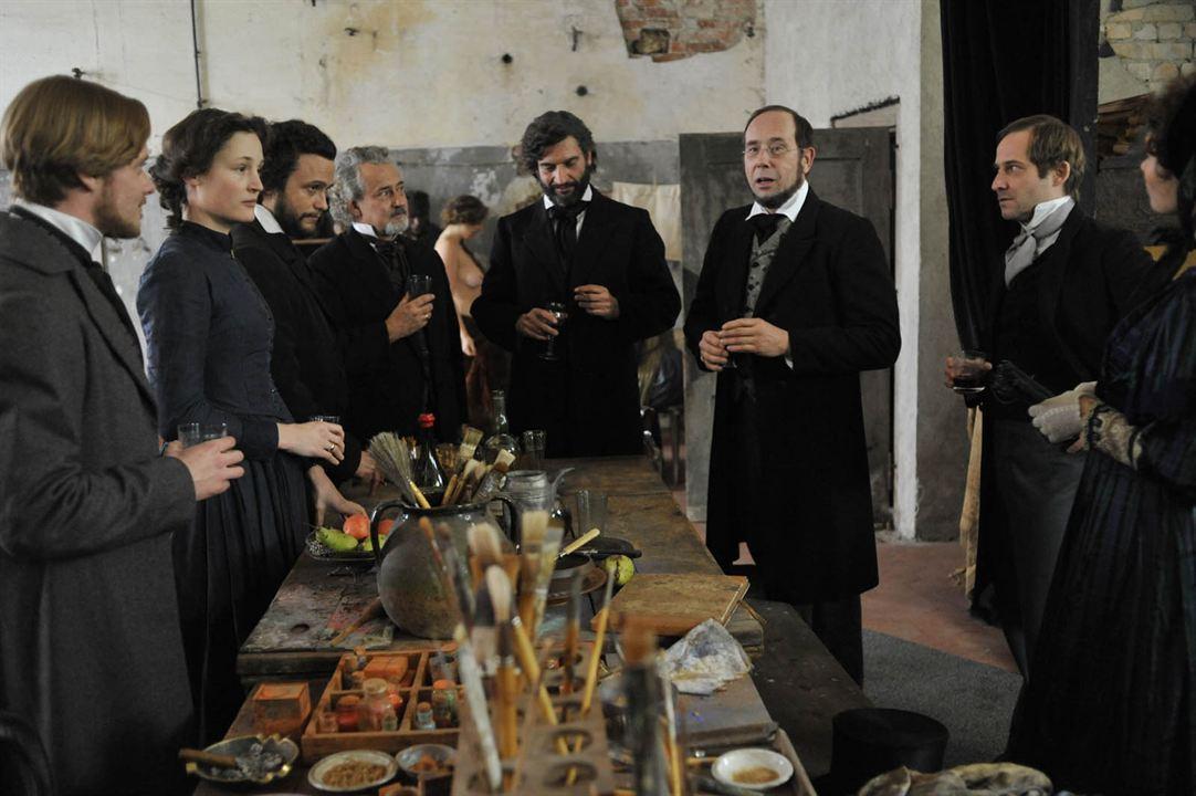 Le Jeune Karl Marx : Photo August Diehl, Michael Brandner, Olivier Gourmet, Stefan Konarske, Vicky Krieps