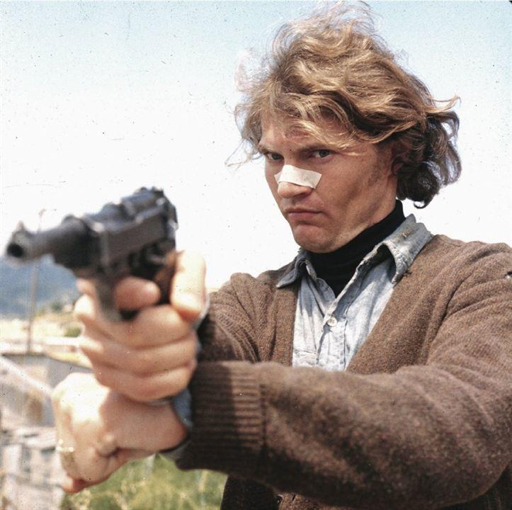 L'Inspecteur Harry : Photo Andrew Robinson