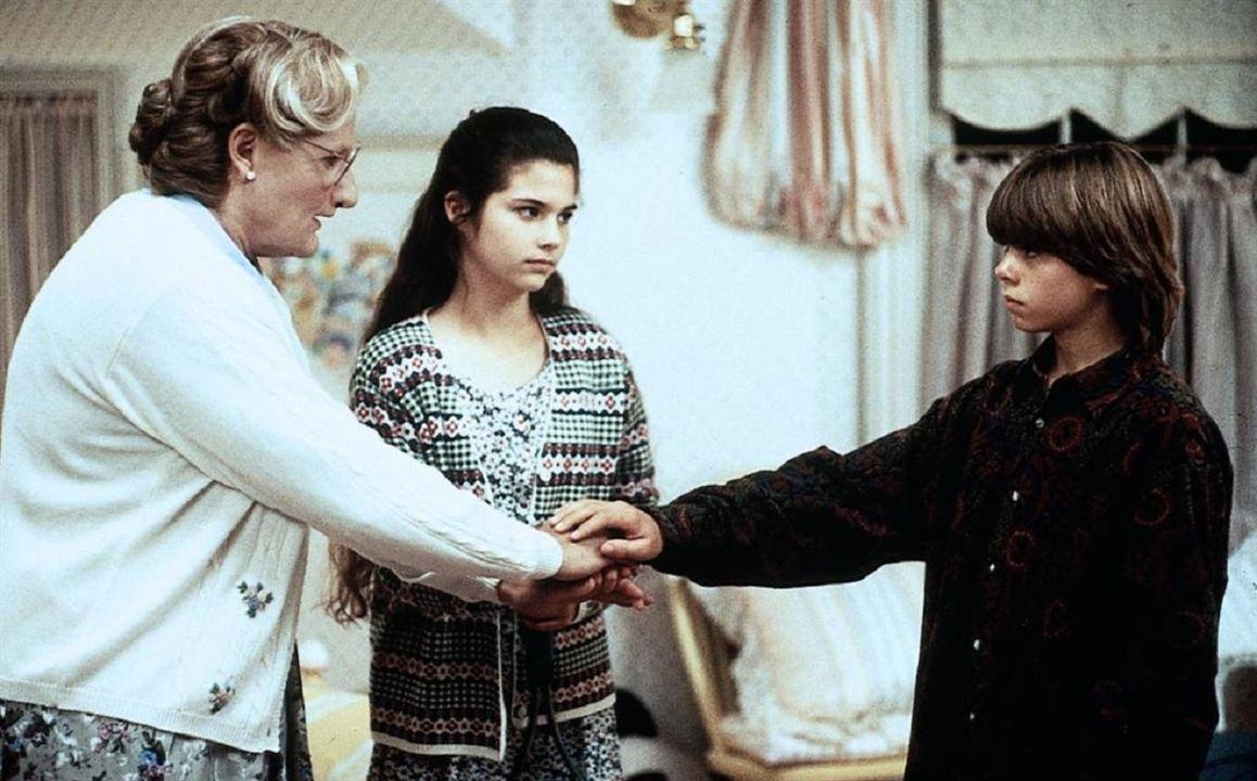 Madame Doubtfire : Photo Lisa Jakub, Matthew Lawrence, Robin Williams