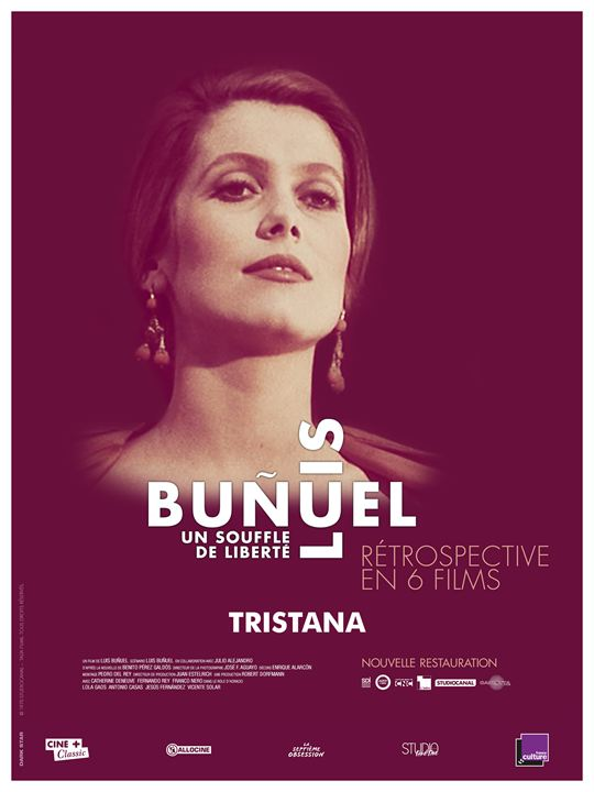 Tristana : Affiche