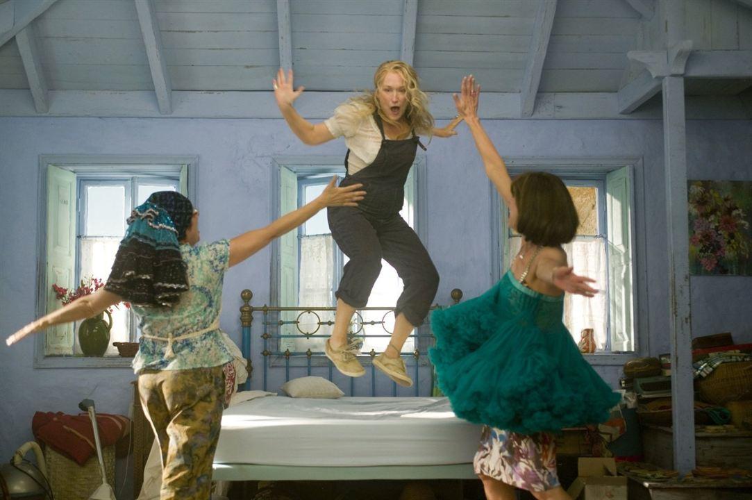 Mamma Mia ! : Photo Christine Baranski, Julie Walters, Meryl Streep