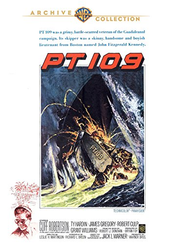 PT 109 : Affiche