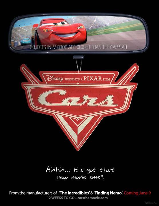 Cars : Affiche