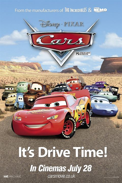 Cars : Affiche