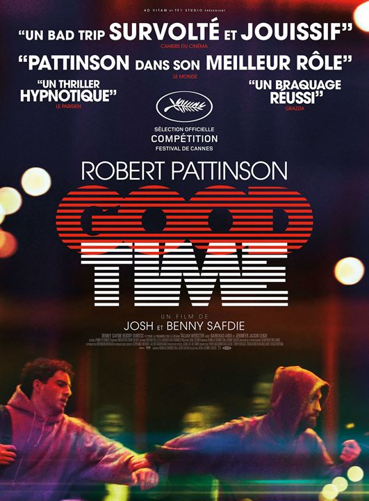 Good Time : Affiche