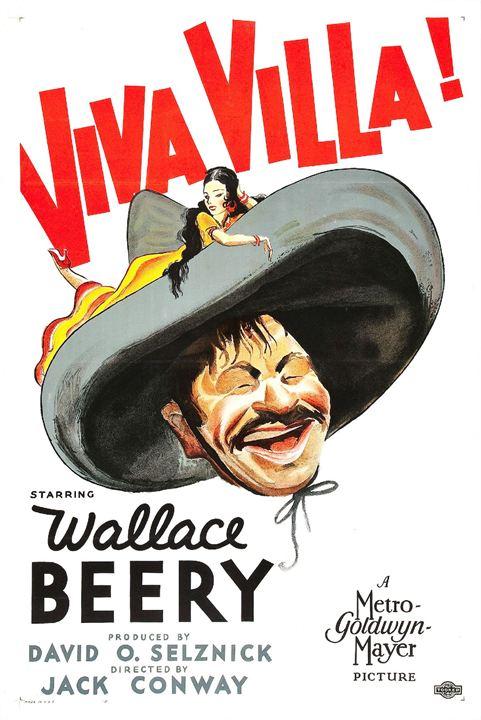 Viva Villa ! : Affiche
