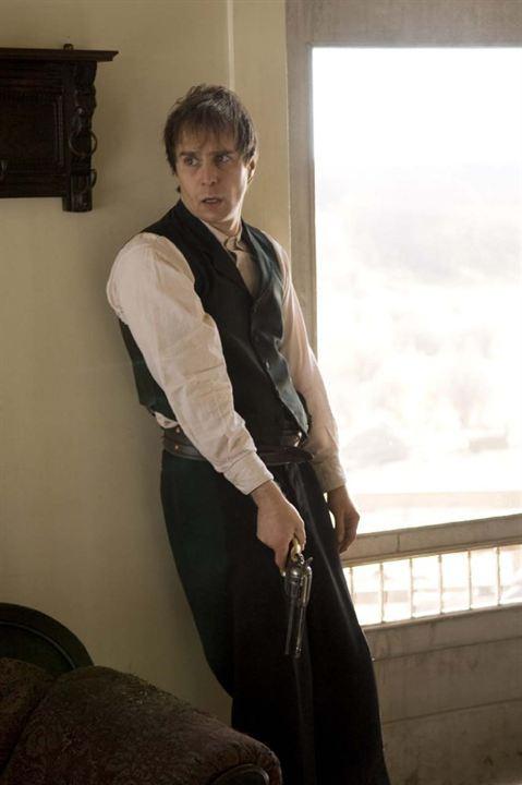 L'Assassinat de Jesse James par le lâche Robert Ford : Photo Andrew Dominik