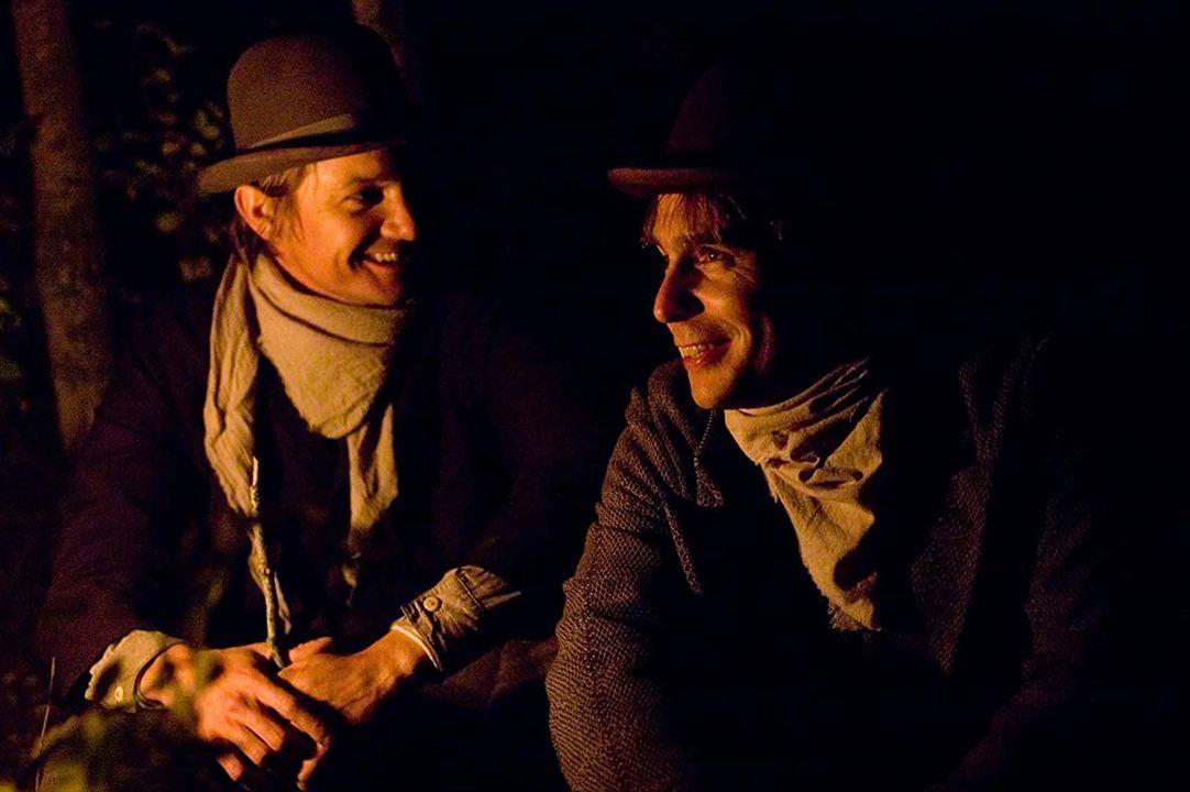 L'Assassinat de Jesse James par le lâche Robert Ford : Photo Andrew Dominik, Jeremy Renner, Sam Rockwell