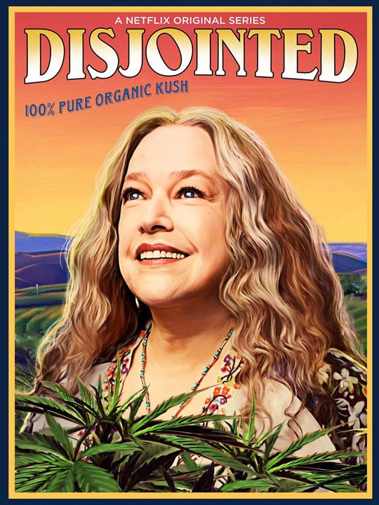 Disjointed : Affiche