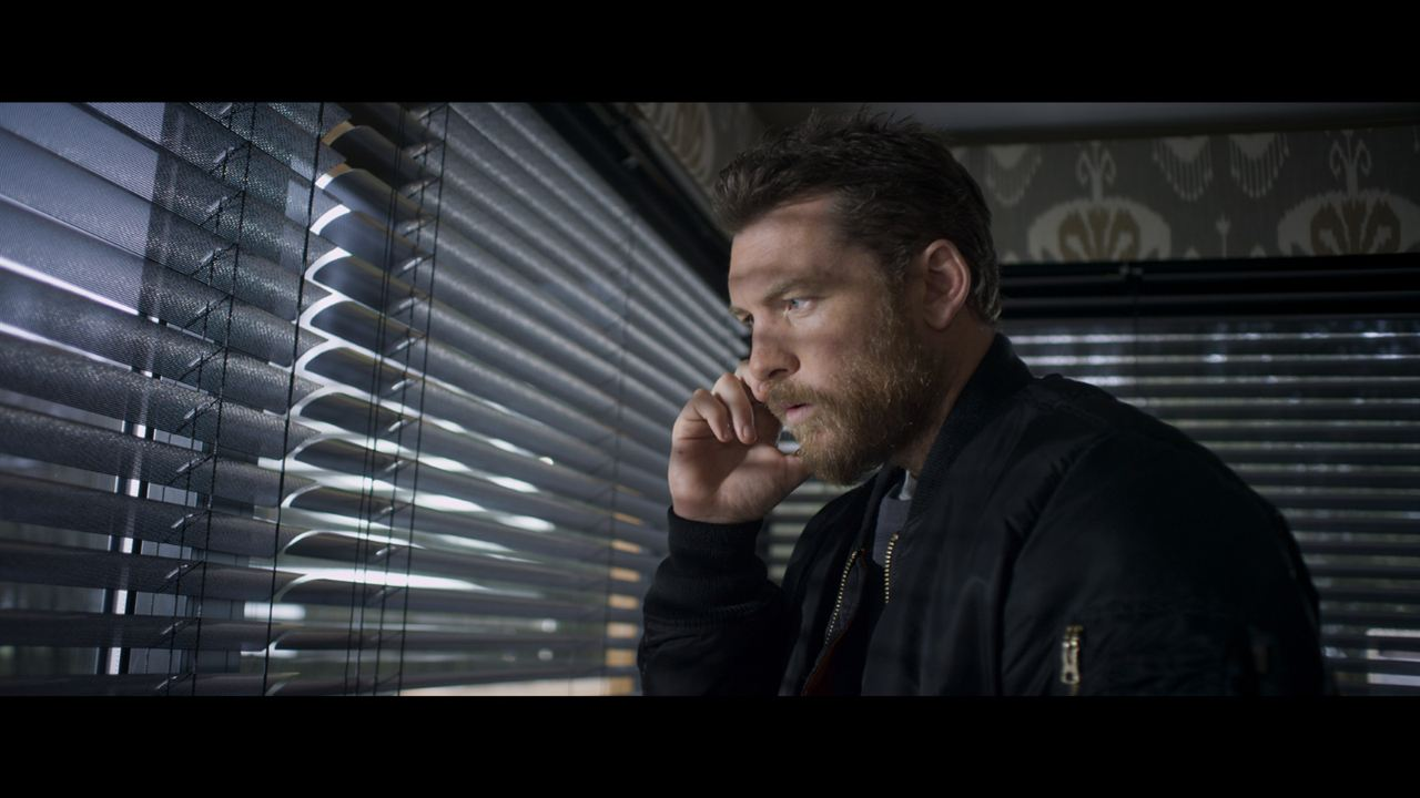 The Professional : Photo Sam Worthington