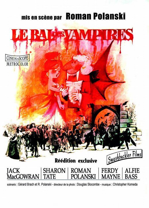 Le Bal des vampires : Affiche
