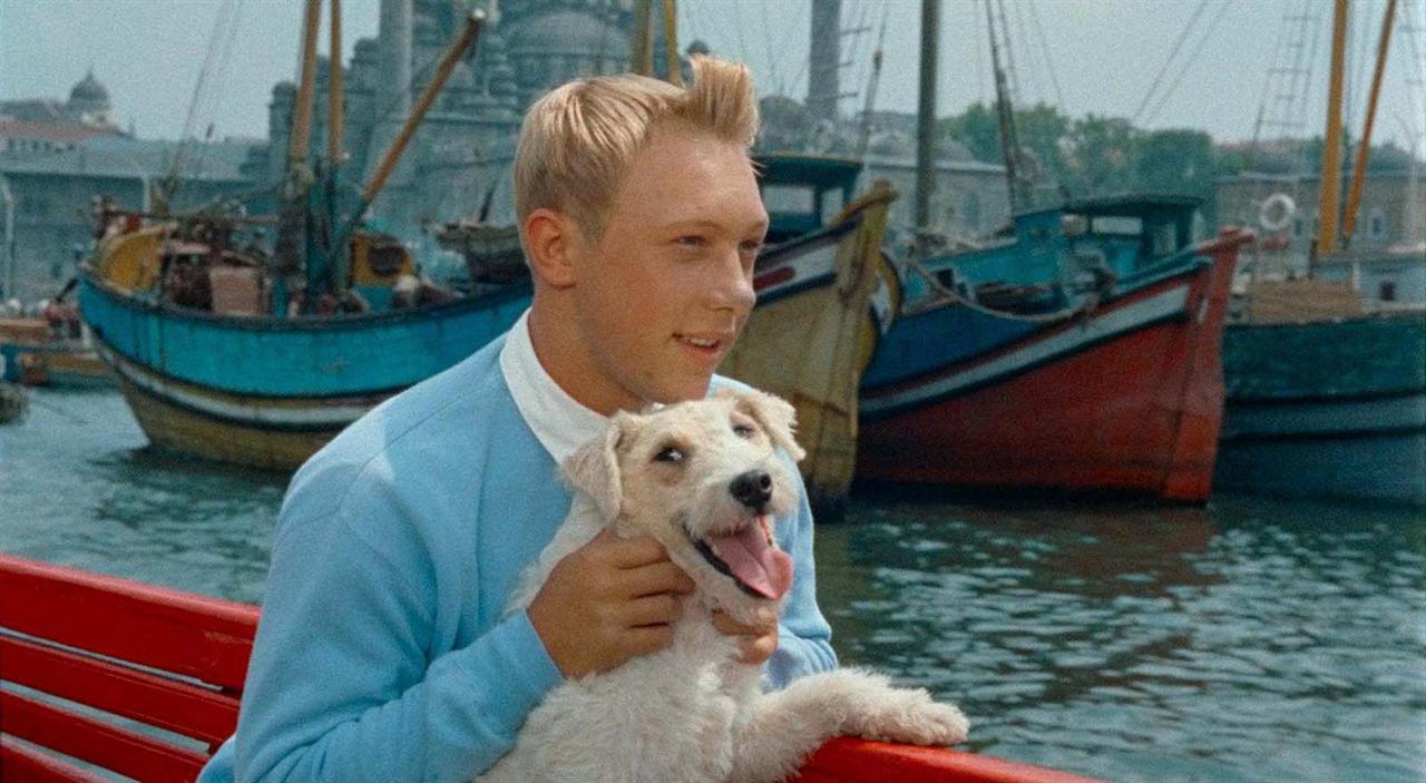 Tintin et le mystère de la toison d'or : Photo