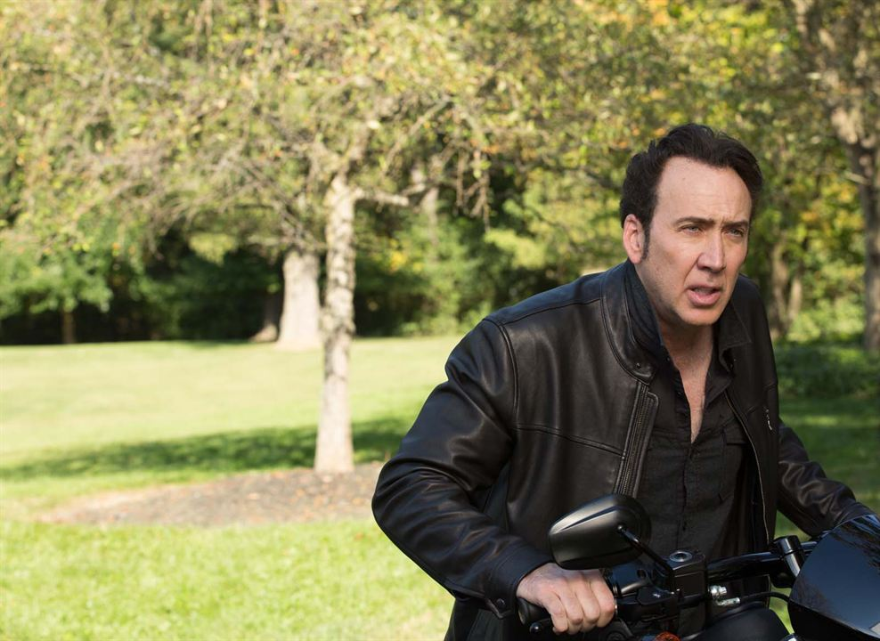 Usurpation : Photo Nicolas Cage