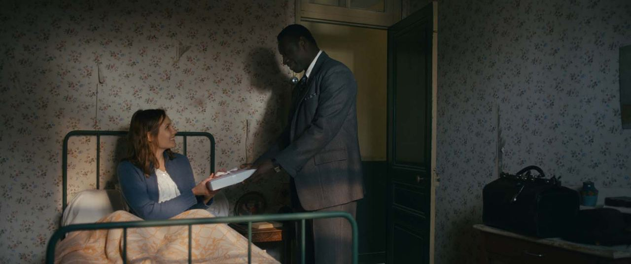 Knock : Photo Ana Girardot, Omar Sy