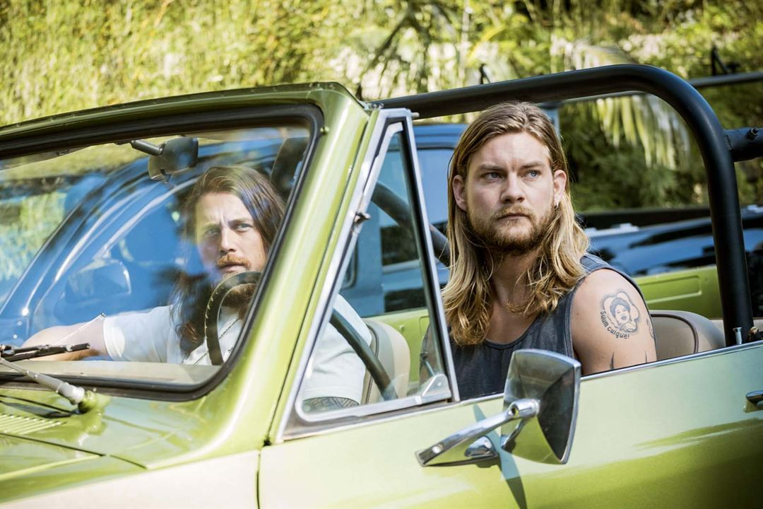 Photo Ben Robson, Jake Weary