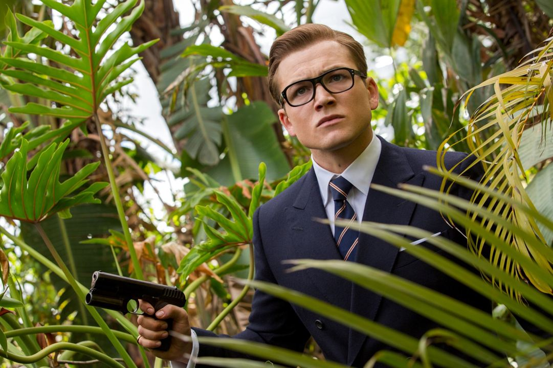 Kingsman : Le Cercle d'or : Photo Taron Egerton