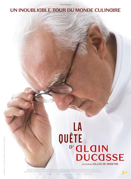 La Quête d'Alain Ducasse : Affiche