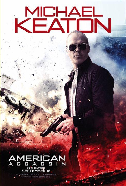 American Assassin : Affiche