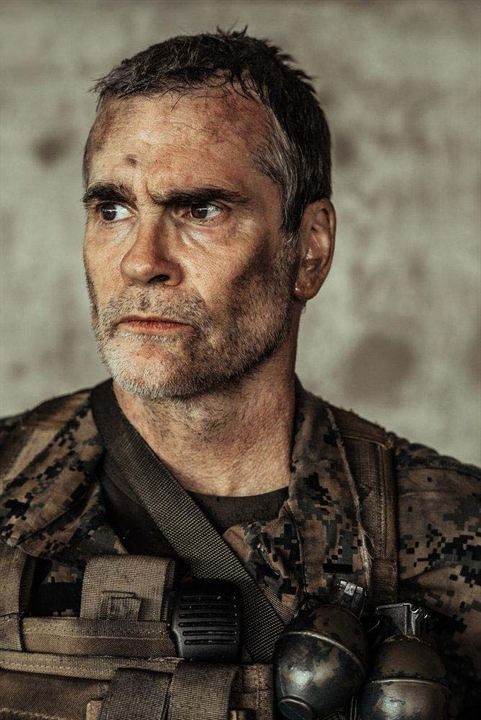 Photo Henry Rollins