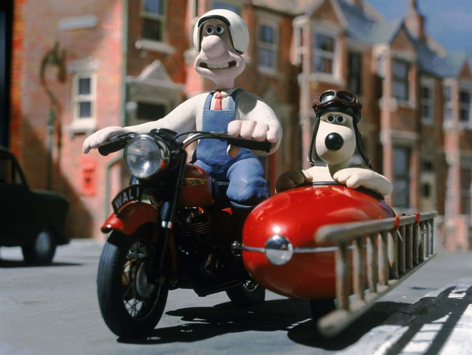Wallace & Gromit : Cœurs à modeler : Photo