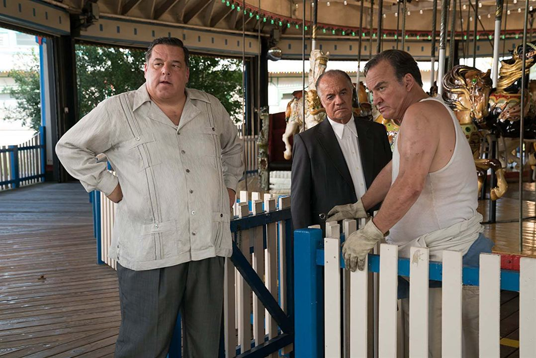 Wonder Wheel : Photo James Belushi, Steve Schirripa, Tony Sirico