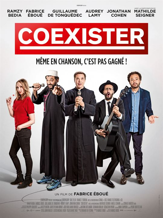 Coexister : Affiche