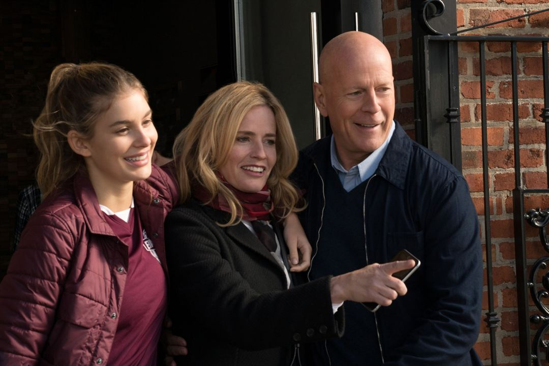 Death Wish : Photo Bruce Willis, Camila Morrone, Elisabeth Shue