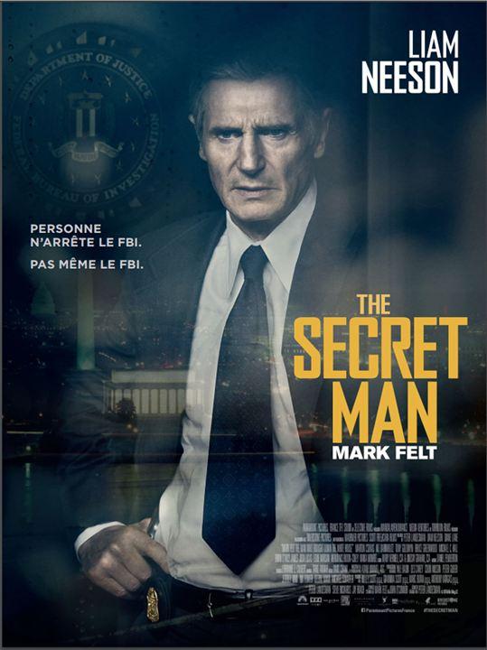 The Secret Man - Mark Felt : Affiche