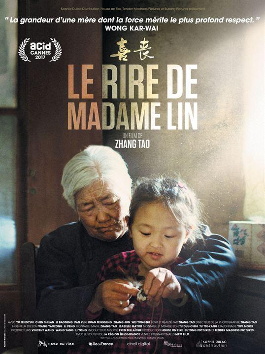 Le Rire de madame Lin : Affiche