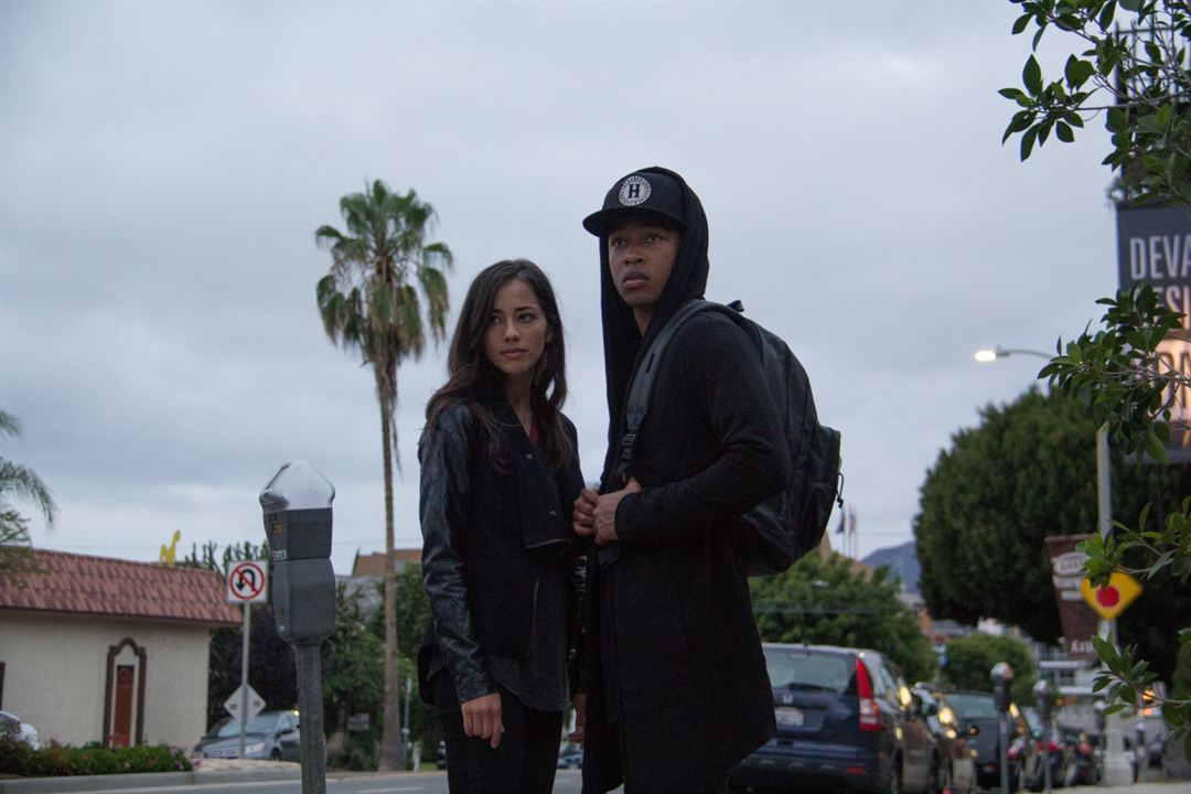 Sleight : Photo Jacob Latimore, Seychelle Gabriel