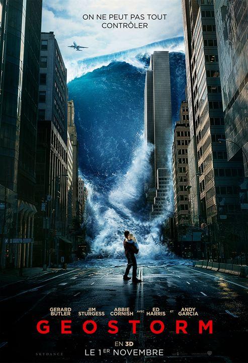 Geostorm : Affiche