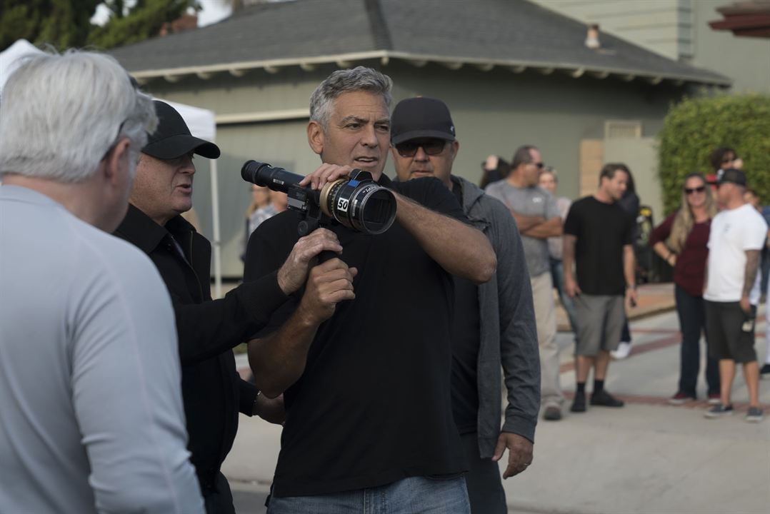 Bienvenue à Suburbicon : Photo George Clooney