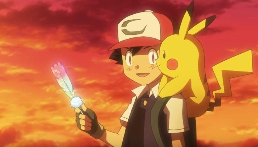 Pokémon, le film : Je te choisis ! : Photo