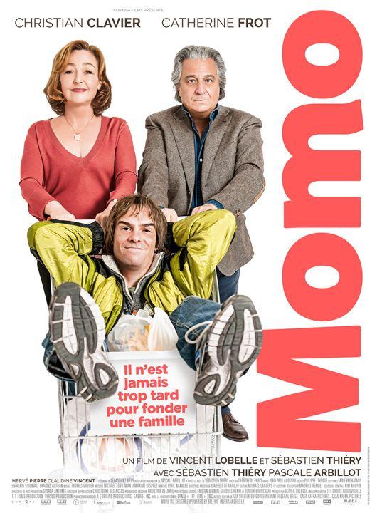 Momo : Affiche