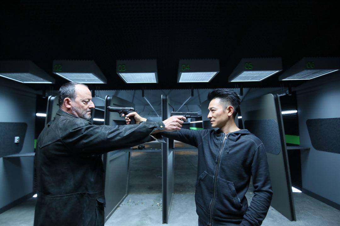 Xia Dao Lian Meng : Photo Andy Lau, Jean Reno