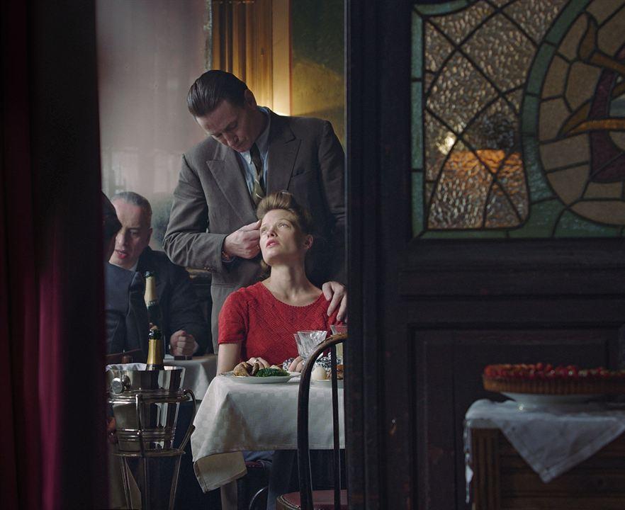 La Douleur : Photo Benoît Magimel, Mélanie Thierry