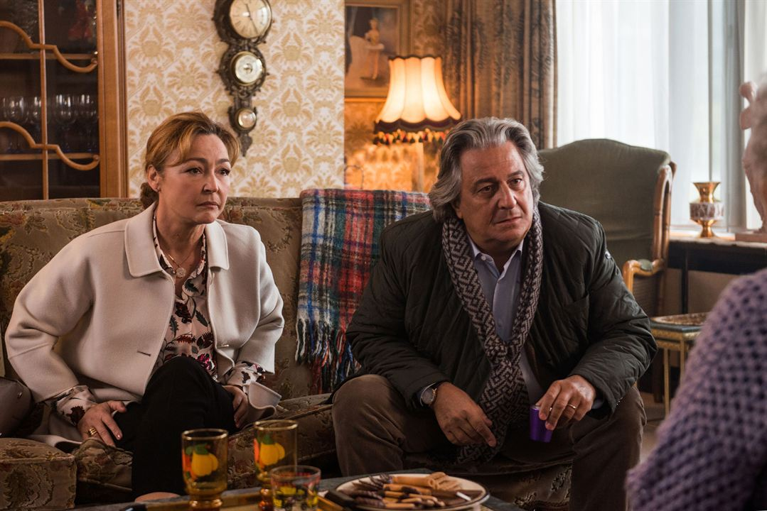 Momo : Photo Catherine Frot, Christian Clavier