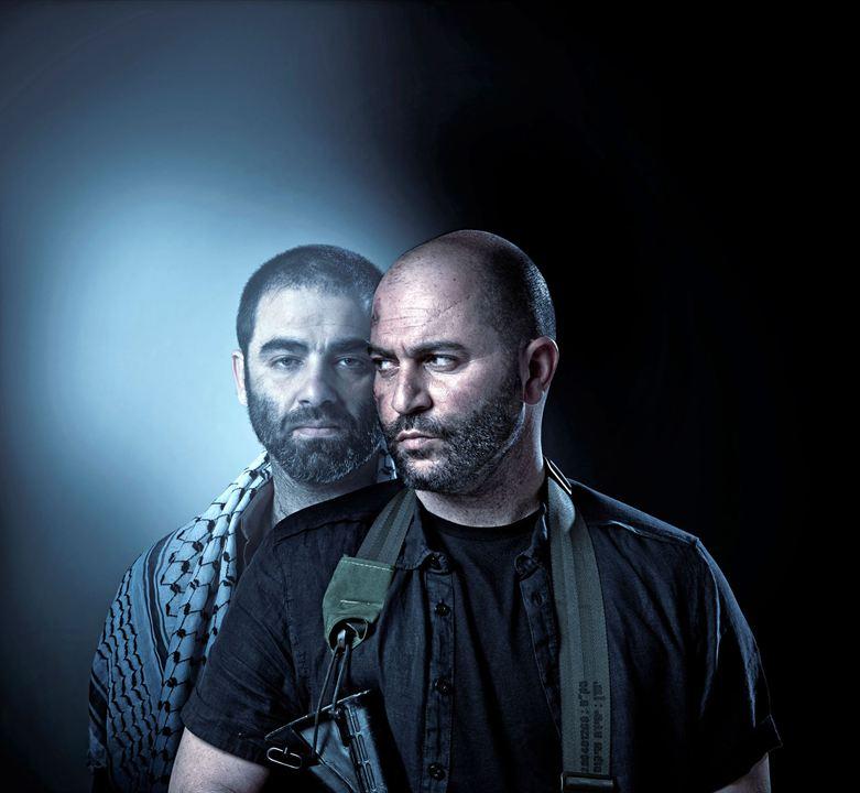 Photo Hisham Suliman, Lior Raz