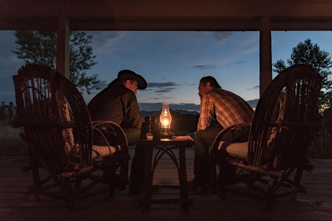 Line of Fire : Photo Jeff Bridges, Josh Brolin
