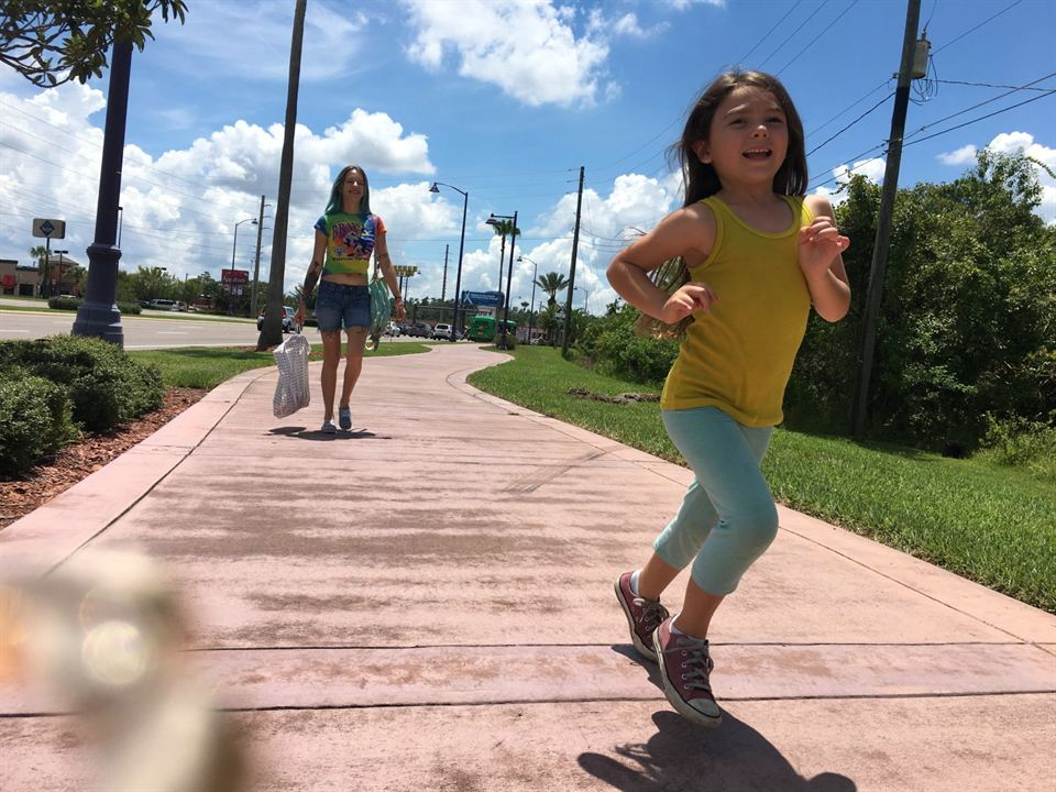 The Florida Project : Photo Bria Vinaite, Brooklynn Prince