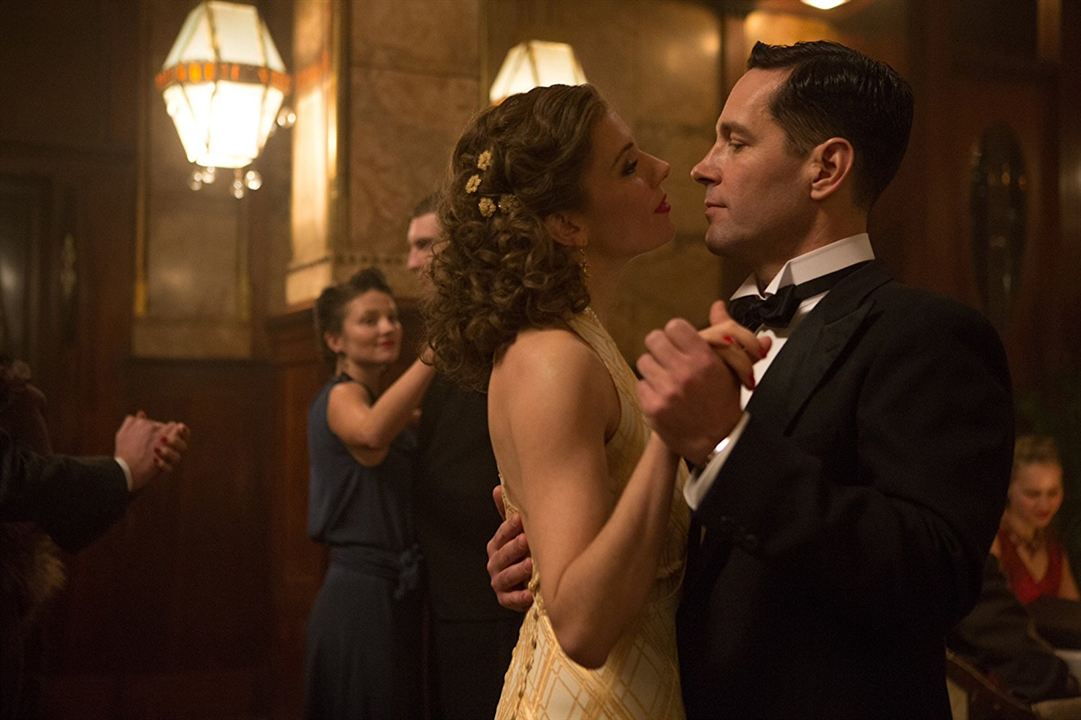 The Catcher Was a Spy : Photo Paul Rudd, Sienna Miller