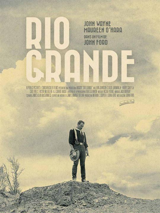 Rio Grande : Affiche