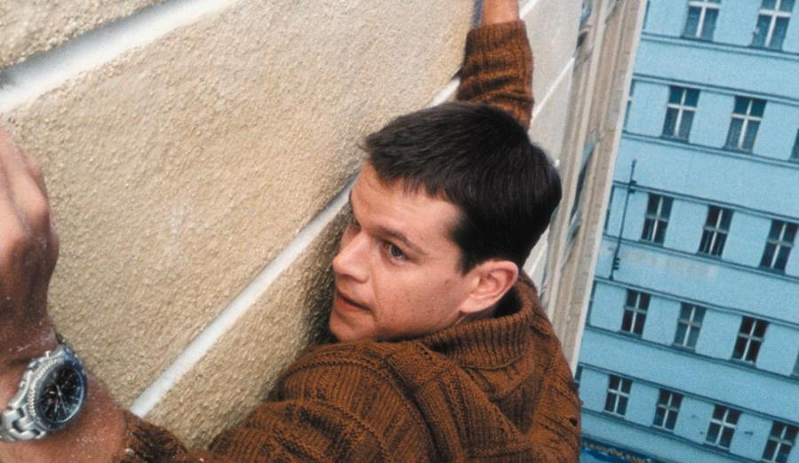 La Mémoire dans la peau : Photo Matt Damon