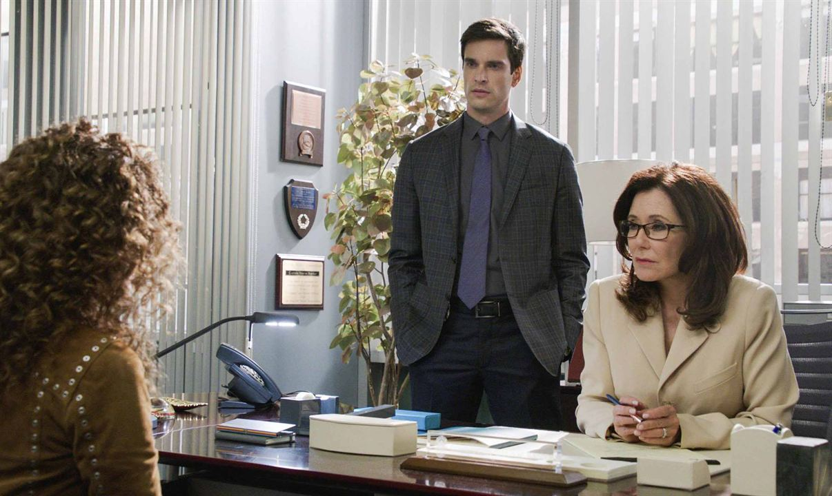 Photo Jonathan Del Arco, Mary McDonnell