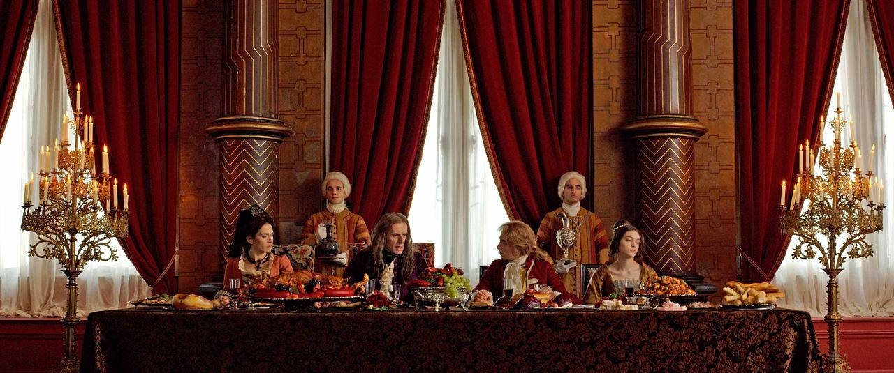 L'Echange des Princesses : Photo Anamaria Vartolomei, Igor Van Dessel, Lambert Wilson, Maya Sansa