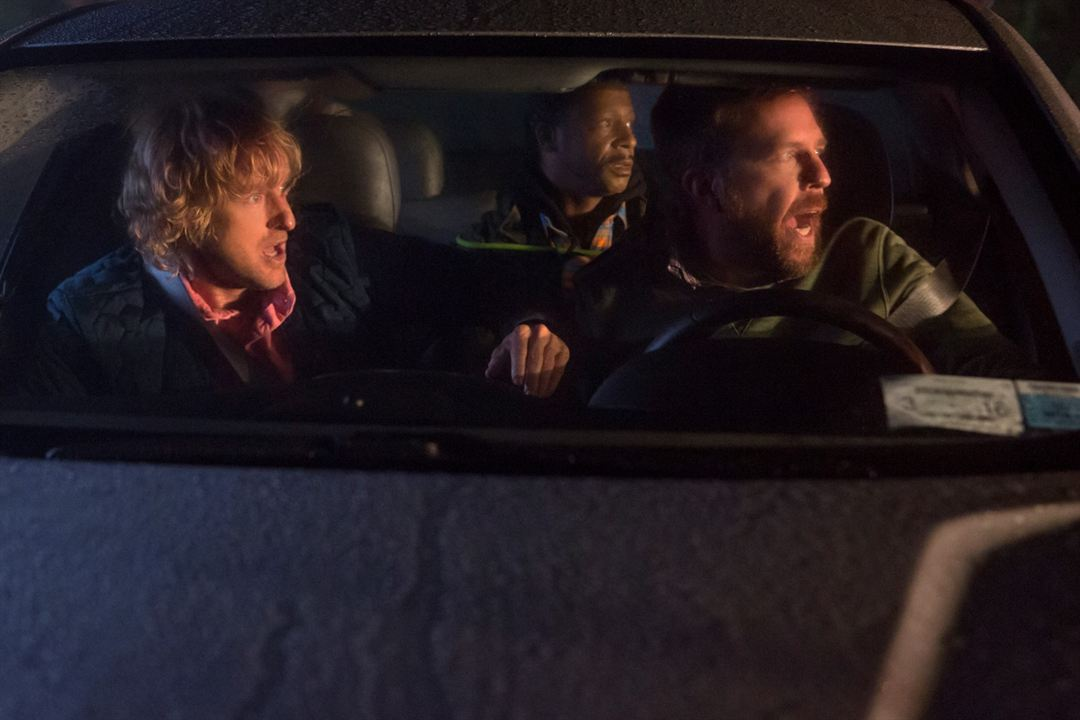 Father Figures : Photo Ed Helms, Katt Williams, Owen Wilson